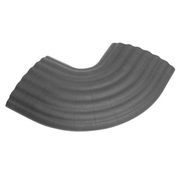Defender Office C GREY Cable floor protection