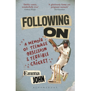 ISBN Following On (A Memoir of Teenage Obsession and Terrible Cricket)