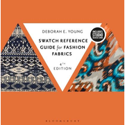 ISBN Swatch Reference Guide for Fashion Fabrics (Bundle Book + Studio Access Card)