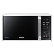 Samsung MS23K3515AW/SW microwave Countertop Solo microwave 23 L 800 W White