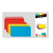 Elco 74617.00 envelope Paper Blue, Green, Orange, Red, Yellow
