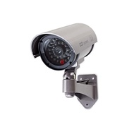 Nedis DUMCB40GY dummy security camera Grey Bullet