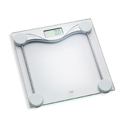 ADE Olivia, Electronic personal scale, 180 kg, 100 g, kg,lb,st, Rectangle, Stainless steel