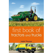 ISBN First Book of Tractors and Trucks