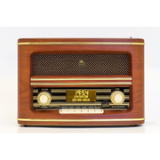 GPO Retro Winchester DAB Personal Analog & digital Wood