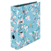 Herlitz Ladylike Birds ring binder A4 Blue, Pink