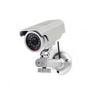 Nedis DUMCBS10SR dummy security camera Silver Bullet