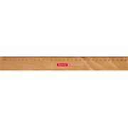 Brunnen 10-49 740 30 Desk ruler 30 cm Wood 1 pc(s)