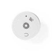 Nedis DTCTH10CWT heat detector Wired Surface-mounted Fixed temperature heat detector