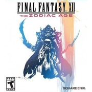 Square Enix Final Fantasy XII: The Zodiac Age Remastered Xbox One