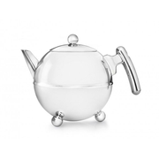 Bredemeijer Bella Ronde Single teapot 1200 ml Stainless steel