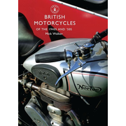 ISBN British Motorcycles of the 1940s and '50s