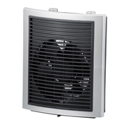 Steba Pikkolo Basic 1 Indoor Anthracite, Silver 2000 W Fan electric space heater