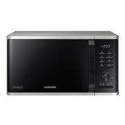 Samsung MG23K3505AS/SW microwave Countertop Grill microwave 23 L 800 W Silver