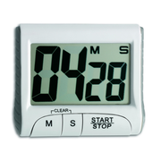 TFA-Dostmann 38.2021.02 kitchen timer Digital kitchen timer White