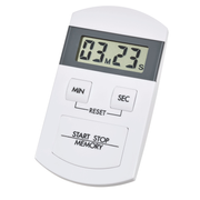 TFA-Dostmann 38.2005.02 kitchen timer Digital kitchen timer Grey, White