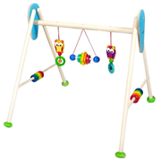 Hess Spielzeug 13376 baby gym/play mat Multicolour