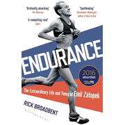 ISBN Endurance (The Extraordinary Life and Times of Emil Zátopek)