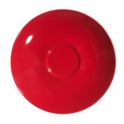 Flirt by R&B DOPPIO Round Porcelain Red