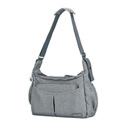 BabyMoov Urban Bag Messenger Bag Grau