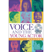 ISBN Voice and the Young Actor (A workbook and DVD)