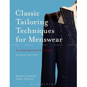 Classic Tailoring Techniques for Menswear (A Construction Guide)
