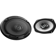 Kenwood KFC-S6966 car speaker Oval 3-way 400 W 2 pc(s)