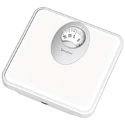 Terraillon T61 Square White Mechanical personal scale