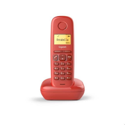 Gigaset A170 DECT telephone Red