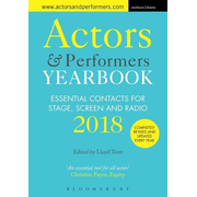 ISBN Actors and Performers Yearbook 2018 (Essential Contacts for Stage, Screen and Radio)