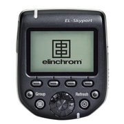 Elinchrom Transmitter PRO camera data transmitter 200 m Black