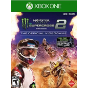 Square Enix Monster Energy Supercross: The Official Videogame 2 XBox One Standard