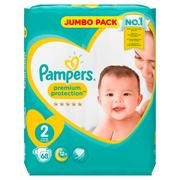 Pampers 81665629 disposable diaper Boy/Girl 2 68 pc(s)