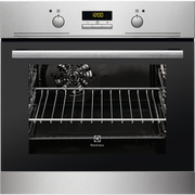 Electrolux EZB3410AOX 57 L 2500 W A Black, Stainless steel