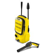 Kärcher K 2 pressure washer Compact Electric 360 l/h Black, Yellow