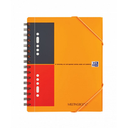 Oxford 100103453 writing notebook A5 Orange