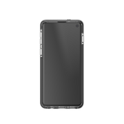 """GEAR4 Piccadilly mobile phone case 15.5 cm (6.1"""") Cover Black, Transparent"""