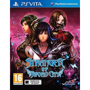 NIS America Stranger of Sword City Basic English PlayStation Vita