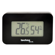 Technoline WS 7009 Digitale Wetterstation Schwarz Digital Akku