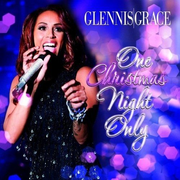 Heartselling Glennis Grace - One Christmas Night Only (CD) Weihnachten