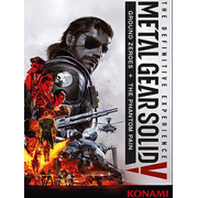 Sony Metal Gear Solid V: The Definitive Experience Playstation Hits, PS4 PlayStation 4