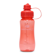 Brix Design B-6221-CO drinking bottle Daily usage 500 ml Copolyester, Polypropylene (PP), Silicone, Tritan Coral