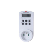 Maclean MCE05 electrical timer White Daily/Weekly timer