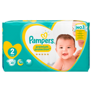 Pampers 81665628 disposable diaper Boy/Girl 2 41 pc(s)