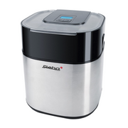 Steba IC 30 Traditional ice cream maker 1.5 L 9.5 W Black, Stainless steel