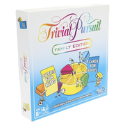 Hasbro Trivial Pursuit Family Edition Children & adults Trivia game