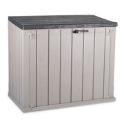 Plastmeccanica 1673982 garden shed Plastic shed