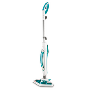 Polti SV450 Double Upright steam cleaner 0.3 L 1500 W Stainless steel, Turquoise, White
