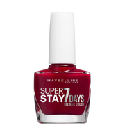 Maybelline SuperStay 7 Days nail polish 10 ml Red