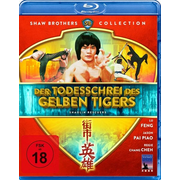 Koch Media Der Todesschrei des gelben Tigers - Shaolin Rescuers (Shaw Brothers Collection) (Blu-ray) Simplified Chinese, German